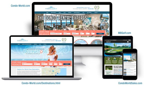 Condo-World Website
